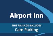 Ariport inn with car parking tile