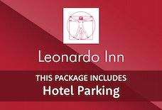 ABZ Leonardo with hotel parking