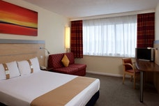Holiday Inn Express double room