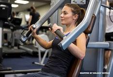 LHR Crowne Plaza Gym
