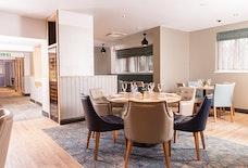 LGW Crowne Plaza Felbridge Que Restaurant 1