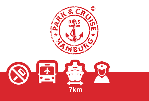 RuS Park & Cruise Parkplatz Kiel Shuttle
