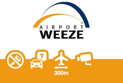 P2 Parkplatz Airport Weeze