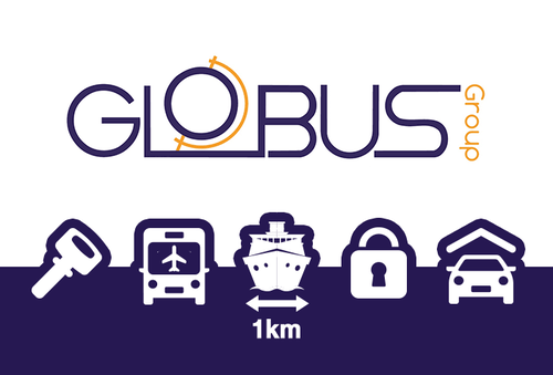 Globus Group Parkhalle Engelhartszell – A-ROSA Flusskreuzfahrten