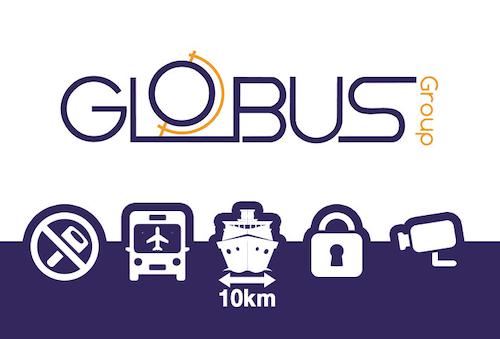 Globus Group Parkplatz Passau