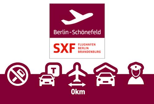 Parkhaus P4 Schönefeld