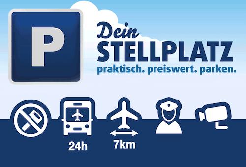 Dein Stellplatz Parkplatz Schönefeld