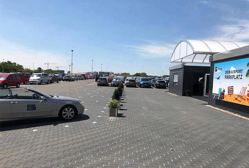 Dein Stellplatz Parkplatz Valet BER
