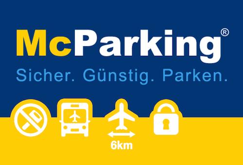 McParking P2 Parkdeck Tegel