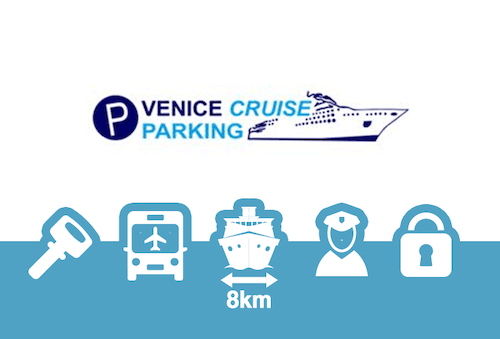 Venice Cruise Parking Parkplatz