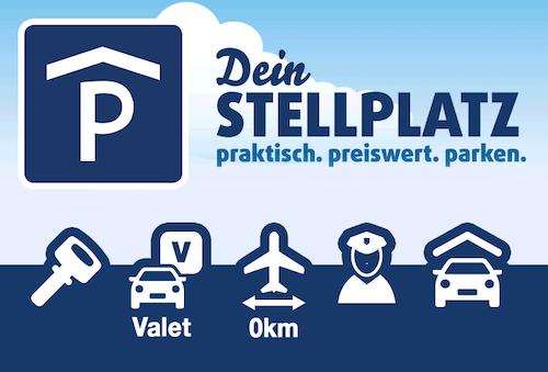 Dein Stellplatz Parkhaus P4 Tegel Valet